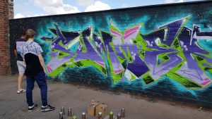 Graffiti Work