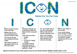 ICON information leaflet